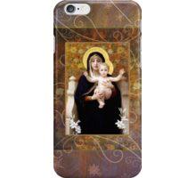 La Vierge iPhone Case iPhone Case/Skin