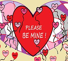 Please Be Mine! by Jana Gilmore