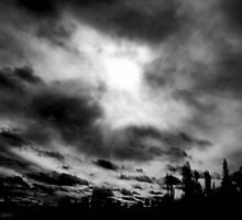 Chaos Above by Saschka