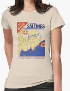 Saultighnes Womens Fitted T-Shirt