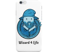 Wizard 4 Life iPhone Case/Skin
