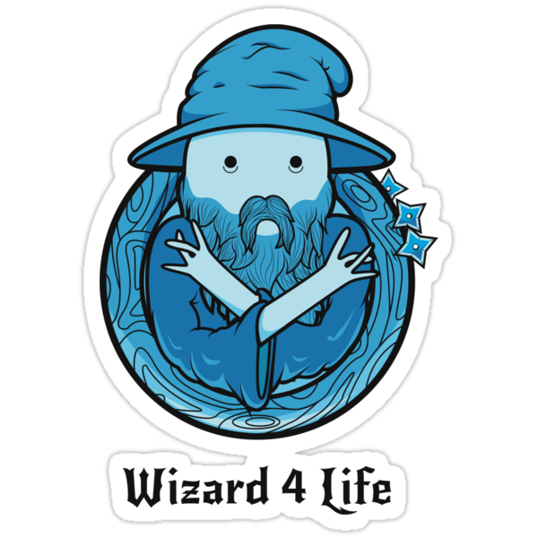 Wizard 4 Life by Mega Wizard