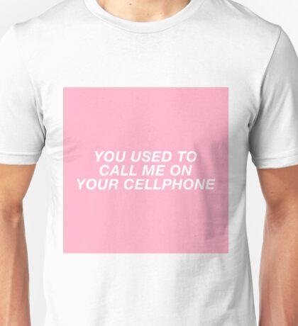Hotline Bling Unisex T-Shirt