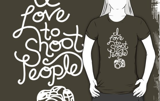 I Love To Shoot People by Amy Grace