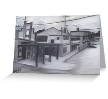 Hometown Greeting Card