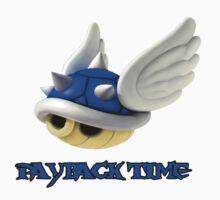 Blueshell Payback time One Piece - Short Sleeve