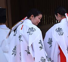 japanese bridesmaid by offpeaktraveler