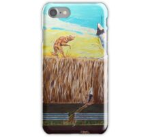 Going away with the dogs iPhone Case/Skin