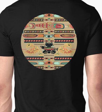 Seamless Totem Unisex T-Shirt