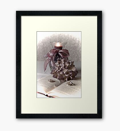Inspirations - Marriage Counseling Framed Print