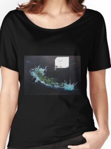 Imagination and thought...in the search of elusive answers Women's Relaxed Fit T-Shirt