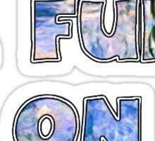 """Monet"" Clueless Quote Sticker"
