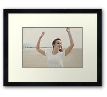 Spirit of Zoe Framed Print