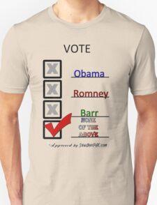 Go Vote T-Shirt