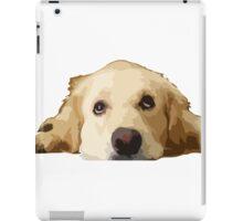 Chillin Pup  iPad Case/Skin