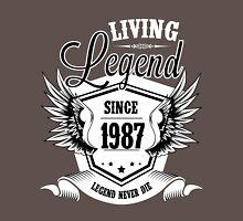 Living Legend Since 1987 Unisex T-Shirt
