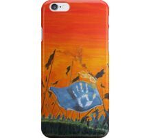 The End of Tribes iPhone Case/Skin