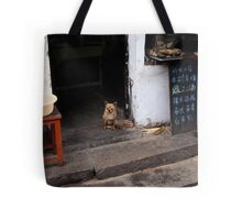 guard dog Tote Bag