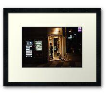 yen Framed Print