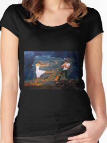 Incendiary Women's Fitted Scoop T-Shirt