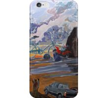 Dusk of memories iPhone Case/Skin