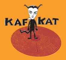 Kafka Cat Metamorphosis by SusanSanford