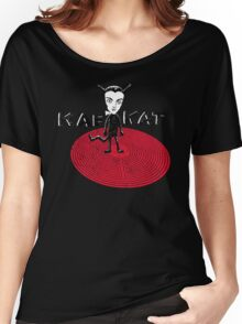 Kafka Cat Metamorphosis Women's Relaxed Fit T-Shirt