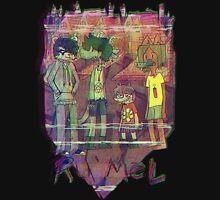 Ru'mel bootleg shirt Unisex T-Shirt