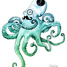 Monocle Octopus by SamNagel