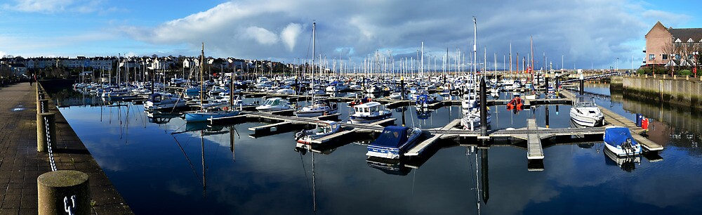 Bangor Marina No.1 by Chris Cardwell