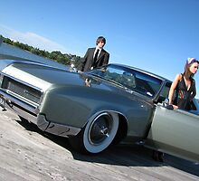 Honey Bunny...Pulp Fiction.. Buick Riviera 1966 by RIVIERAVISUAL