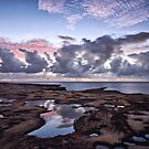 Rock pools by Adriano Carrideo
