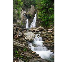 Bash Bish Falls, Bash Bish Falls State Park, Massachusetts Photographic Print