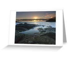"""Freedom"" ∞ Mimosa Rocks, NSW - Australia Greeting Card"