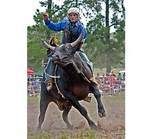 Kendell Rodeo 2012 Photographic Print
