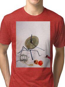 The sting of time Tri-blend T-Shirt