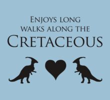 Enjoys Long Walks Along The Cretaceous by jezkemp