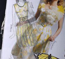 Dresses & Butterflies by Becky Deary