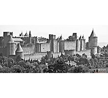 Carcassonne Photographic Print