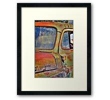 Pre-Loved Framed Print