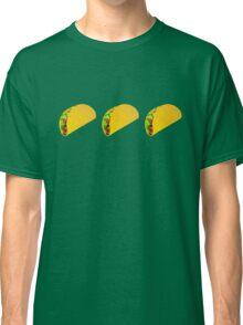 Taco Emoji  Classic T-Shirt