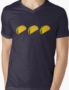 Taco Emoji  Mens V-Neck T-Shirt