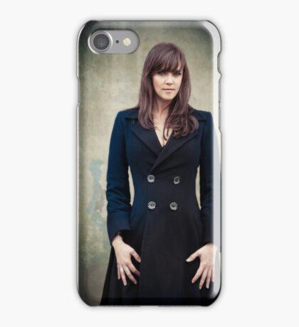 Amanda Tapping vs. iPhone 4 / 4s MK-III iPhone Case/Skin