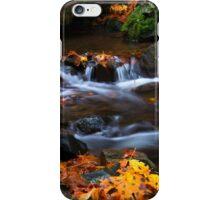 Cascades of Gold iPhone Case/Skin