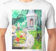 Gambling grandma Unisex T-Shirt
