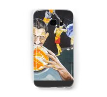 Cracking Marvels Samsung Galaxy Case/Skin