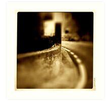 Torroella de Fluvia 2191 Art Print