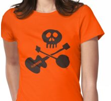 The Lurkers: Hillbilly punk Insignia Womens Fitted T-Shirt