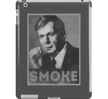 Smoke! Funny Obama Hope Parody (Smoking Man)  iPad Case/Skin