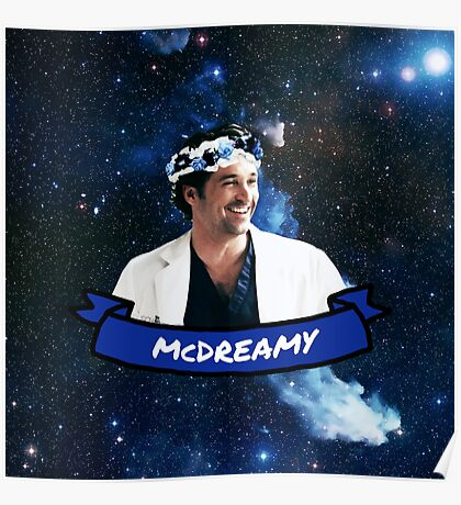 McDreamy Poster